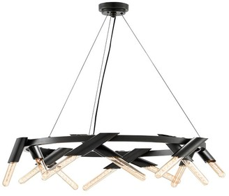 Pottery Barn Daron Metal Chandelier