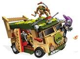 Mega Bloks Mega Construx Teenage Mutant Ninja Turtles Classic Party Wagon Building Set