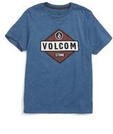 Volcom Toddler Boy's Caution T-Shirt