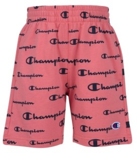 Champion Toddler Boys Aop French Terry Short