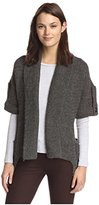 The Cue Women's Lucinda Open Cardigan
