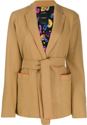 Canessa Short Belted Waist Jacket