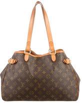 Louis Vuitton Monogram Horizontal Batignolles Bag