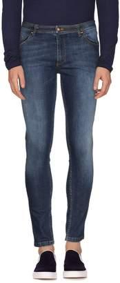 Tom Rebl Denim pants - Item 42487646RJ
