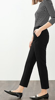 Esprit Tailored slim fit trousers