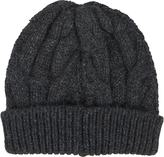 Barneys New York WOMEN'S CABLE-KNIT BEANIE