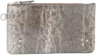 Jerome Dreyfuss Popoche snakeskin clutch bag