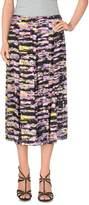 Cédric Charlier 3/4 length skirts - Item 35287396