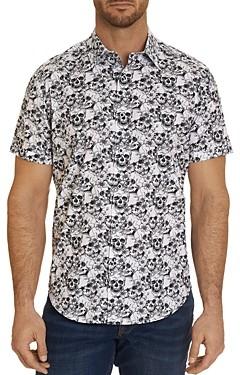 Robert Graham Paloma Printed Short Sleeve Shirt