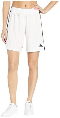 adidas Tastigo '19 Shorts (Power Red/White) Women's Shorts