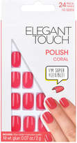 Elegant Touch Express Nails Polished - Coral