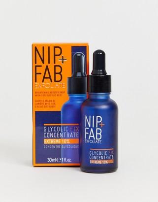 Nip + Fab Nip+Fab NIP+FAB Glycolic Fix Extreme Booster 10% 30ml-No Colour