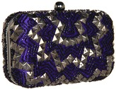 Juicy Couture Beaded Minaudiere (Purple) - Bags and Luggage