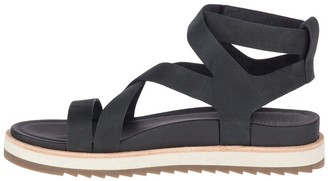 Merrell Juno Mid Leather Strappy Sandal