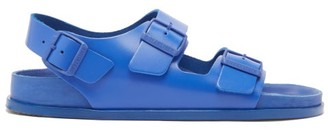Birkenstock 1774 - Milano Leather Sandals - Blue
