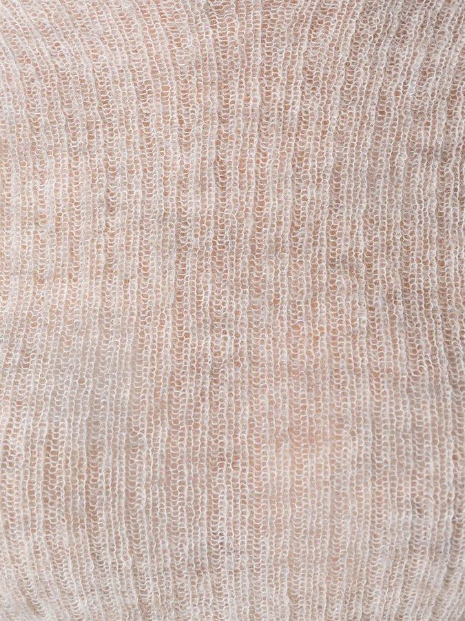 Forte Forte ribbed fine knit jumper