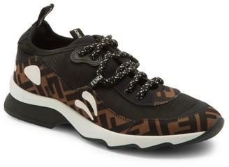 Fendi FFreedom Technical Mesh Sneakers