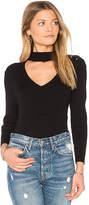 525 America Rib Bar Bell Sweater