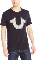 True Religion Men's Pop Art Horseshoe Tee