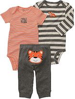 Carter's 3-pc. Tiger Turn-Me-Around Set - Boys newborn-24m