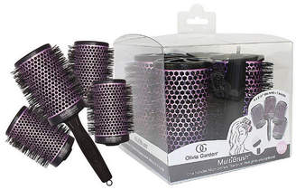 Olivia Garden Multi Brush MBKP66 with Handle, 5 Piece Kit