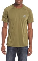 adidas Ultimate Slim Fit Crewneck T-Shirt
