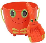 Melissa & Doug Clicker Crab Pail and Shovel