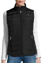 MICHAEL Michael Kors Zip-Front Puffer Vest