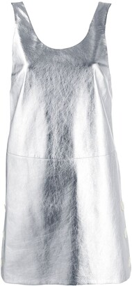 Prada Sleeveless Short Dress