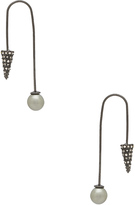 Rebecca Minkoff Cone Threader Earring