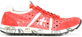 Premiata Lucy sneakers - women - Cotton/Leather/rubber - 39