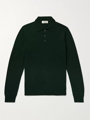 Altea Cashmere Polo Shirt