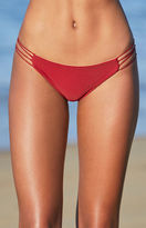 S.I.E SWIM Hudson Skinny Multi Strap Bikini Bottom