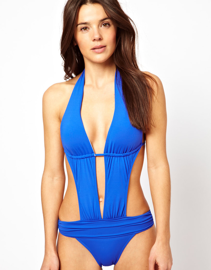 By Caprice Cut Out Swimsuit