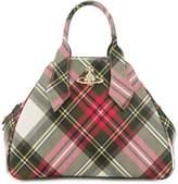 Vivienne Westwood tartan shoulder bag