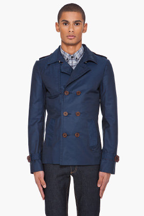 Bill Tornade Navy Smith Jacket