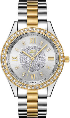 JBW J6303G Two-Tone Stainless Steel Diamond Watch