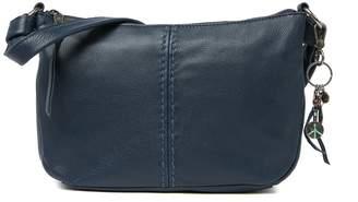 The Sak Collective Topstitched Hobo Shoulder Bag