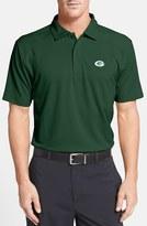 Cutter & Buck Men's Big & Tall 'Green Bay Packers - Genre' Drytec Moisture Wicking Polo