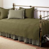 Trellis 5-pc. Floral& Striped Daybed Set