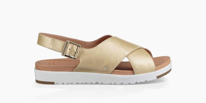 UGG Kamile Metallic Sandal