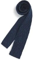 Nordstrom Boy's Knit Wool & Silk Tie