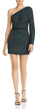 Bec & Bridge Animale Fever Silk Mini Dress