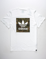 adidas Logo Remix Mens T-Shirt