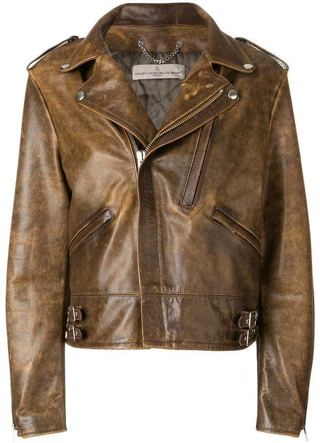 Golden Goose Chiodo jacket