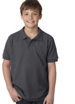 Gildan Youth DryBlend Pique Polo Sport Shirt - G94800B M