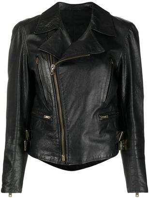 A.N.G.E.L.O. Vintage Cult 1970s Biker Jacket