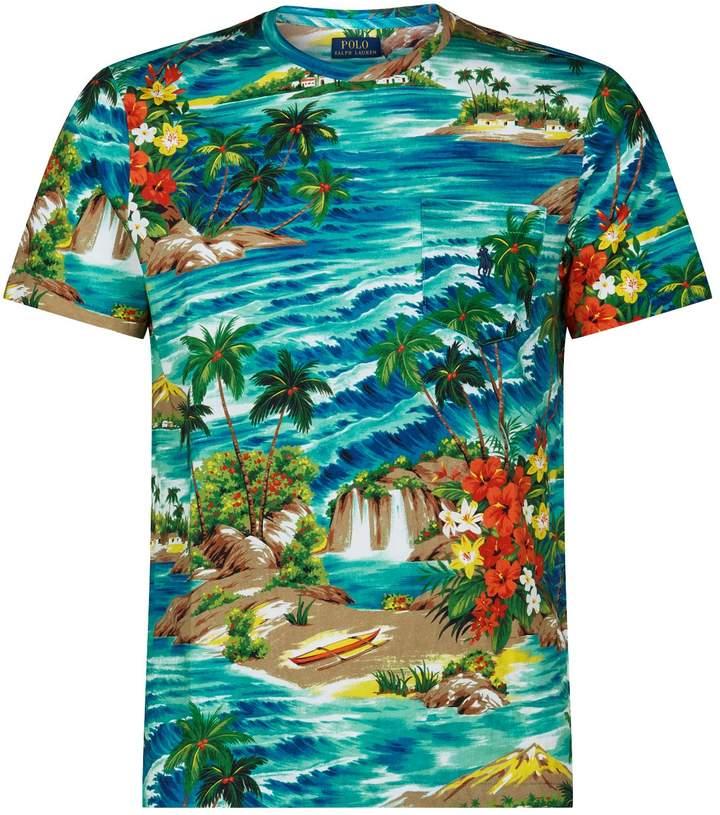 a5f2b790 Hawaiian T Shirts For Men - ShopStyle