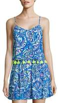 Lilly Pulitzer Ramona Printed Cropped Top & Skort