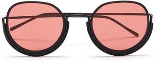 Wires Glasses Varda - Black/Black/Pink